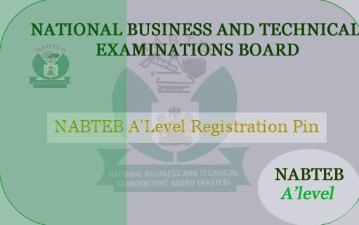 Buy NABTEB A Level Registration Cards Online